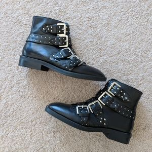 Topshop Amy studded boots